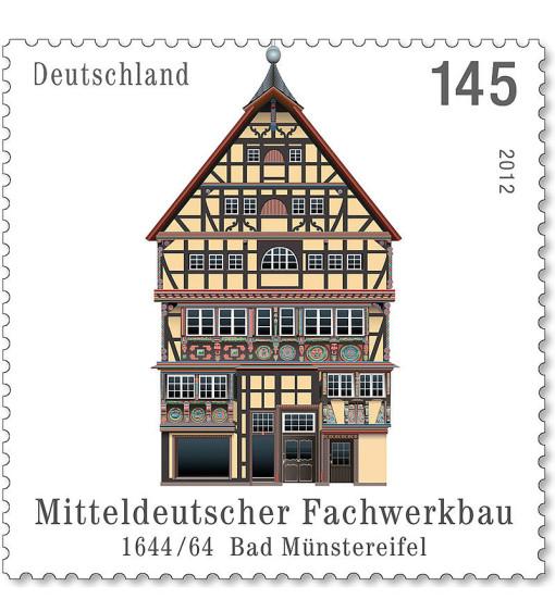 Fachwerkbau, Bad Münstereifel
