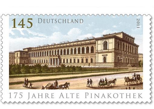 alte Pinakothek, München,
