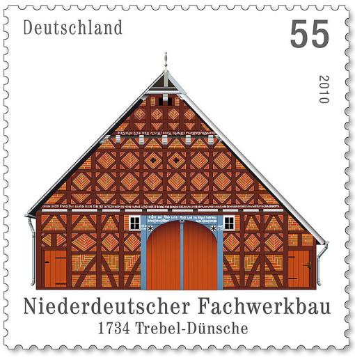Fachwerkhaus Trebel-Dünsche