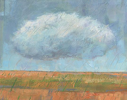 Dieter Ziegenfeuter, Frieden, Peace, Landscape with cloud, wolke, cloud, dieter ziegenfeuter