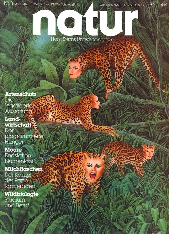 Landschaft, Artenschutz, Pelz, Ausrottung von Tierarten, Dieter Ziegenfeuter