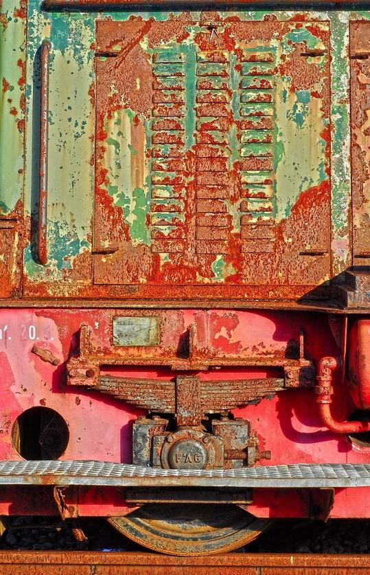 Zeche Zollern, Ruhrgebiet, Dortmund, Route der Industriekultur,Fotografie: Dieter Ziegenfeuter