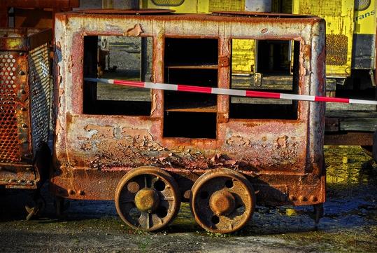 Zeche Zollern, Dortmund, Route der Industriekultur, Fotografie: Dieter Ziegenfeuter