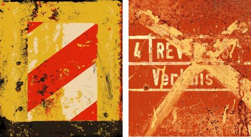 Kunstkalender, Dortmund 2020, Grafik aus Dortmund, Dieter Ziegenfeuter